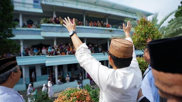 Sandiaga Nilai Pemerintahan Jokowi Gagal