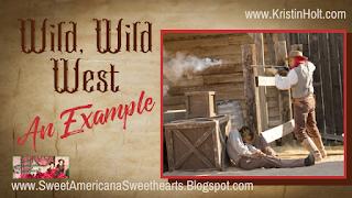 Kristin Holt | Wild, Wild West, An Example