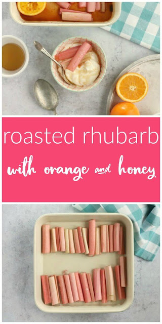 Roasted Rhubarb Pin