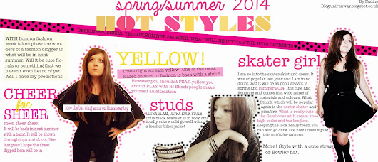 Competition Summer 2014 fashion predictions