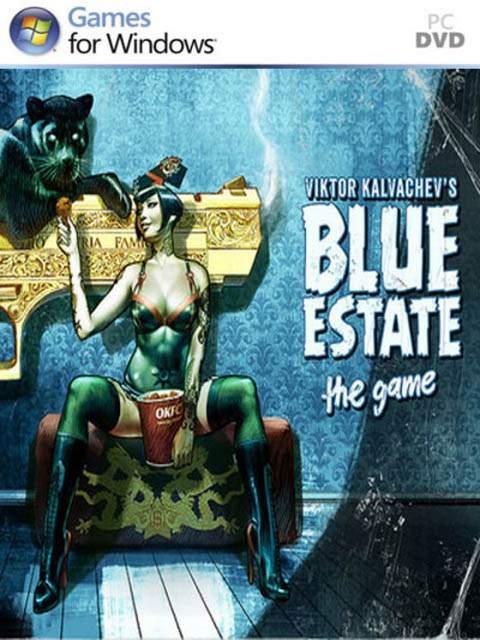 تحميل لعبة Blue Estate مضغوطة برابط واحد مباشر + تورنت كاملة مجانا