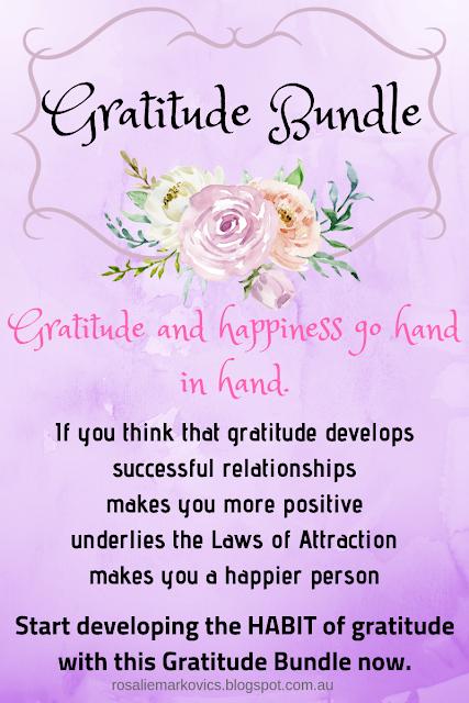 Gratitude Bundle-start developing the habit of gratitude with this gratitude bundle now