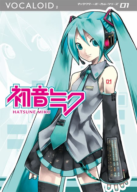 Girl Gamer Vogue How Vocaloid Made The Singer Obsolete