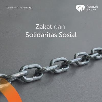 Zakat Solidaritas Sosial