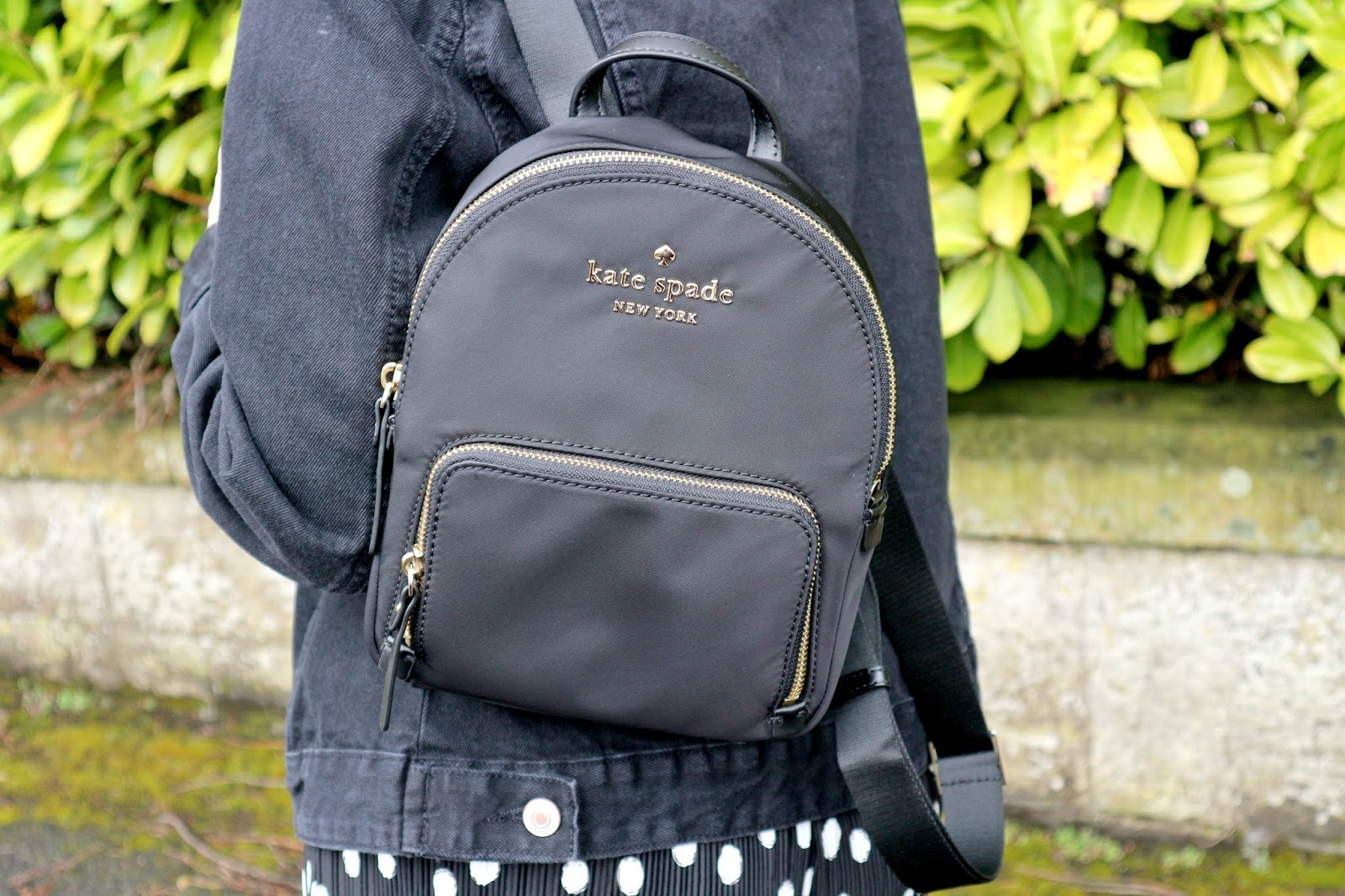 kate spade small hartley backpack