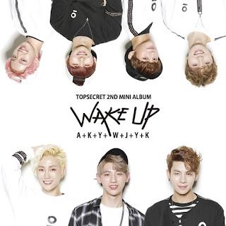 TopSecret – Wake Up Albümü