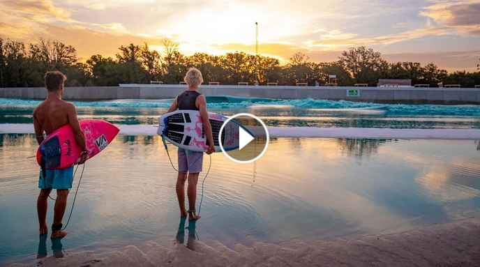 WACO TEXAS WAVE POOL RVCASURF BSR CABLE PARK