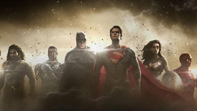 Revelado el primer arte conceptual de 'La Liga de la Justicia'