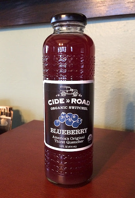CideRoad Organic Blueberry Switchel