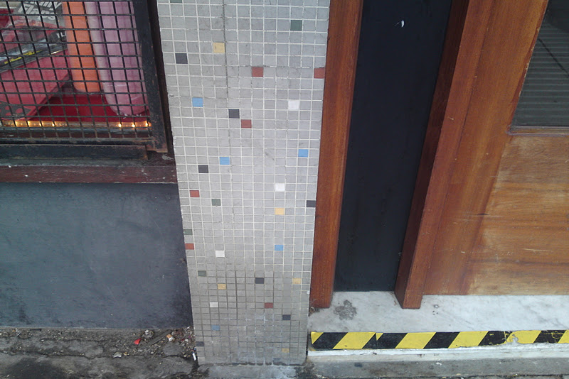 Styling And Salvage Modernist Archaeology Mosaic Tiles