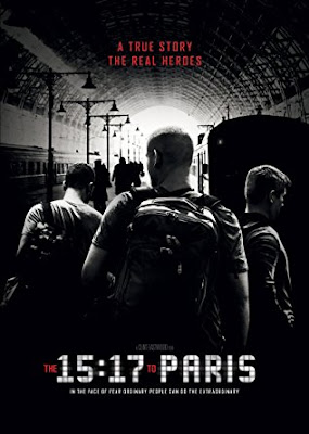 The 15:17 to Paris [2018] [NTSC/DVDR- Custom HD] Ingles, Español Latino