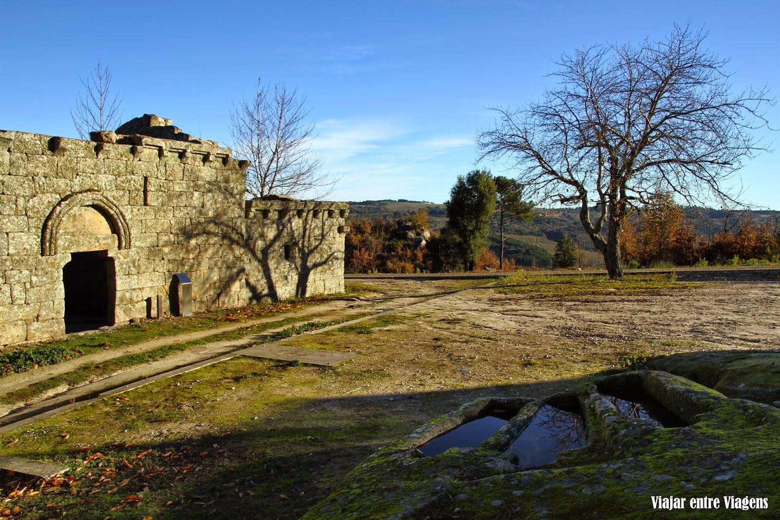 Um circuito para descobrir o Castelo de Ansiães e o Douro | Portugal