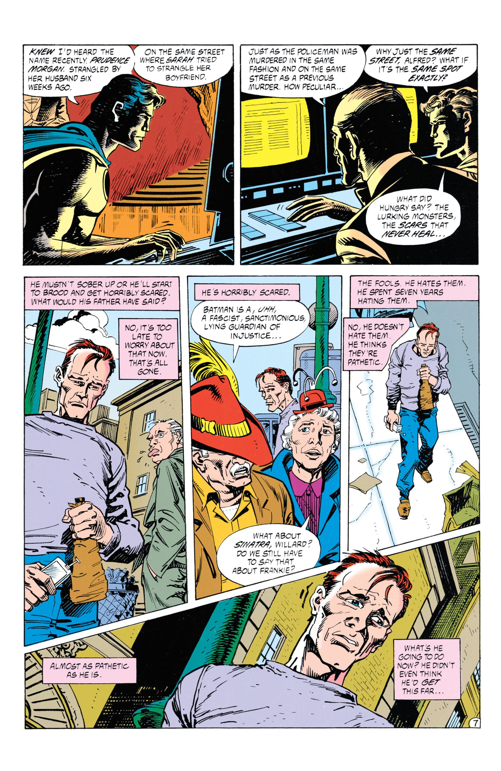 Detective Comics (1937) 629 Page 7