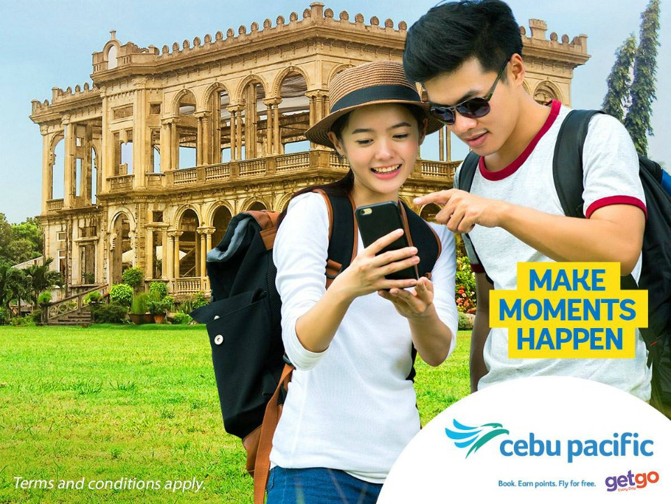 Cebu Pacific exclusive SEAT SALE for Dabawenyos