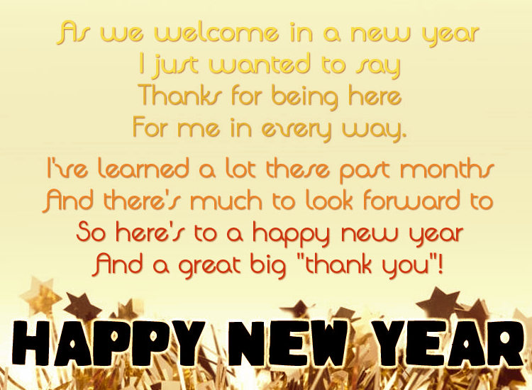 New Year Poems Happy New Year 2014 Wishes Quotes: ImagesList.com: Happy New Year Cards 2