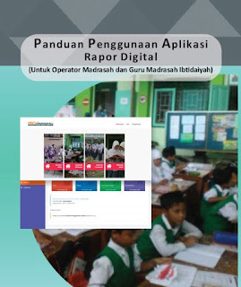 Buku Panduan Penggunaan Aplikasi Rapor Digital MI