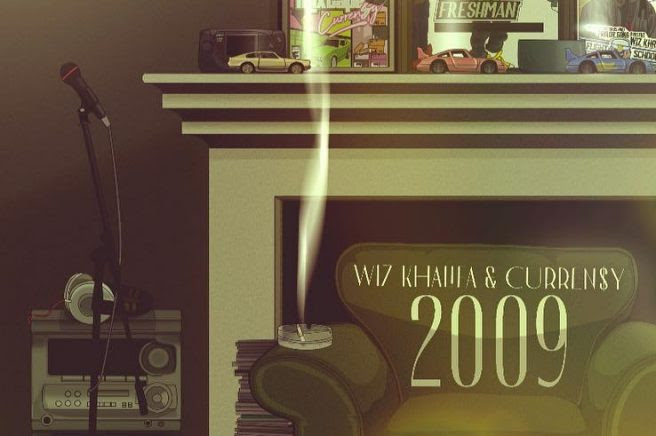 Album Stream: Wiz Khalifa & Curren$y - 2009