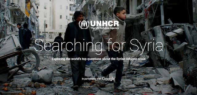 موقع ويب بالتعاون مع جوجل مخصص لمساعدة الناس على فهم الأزمة السورية