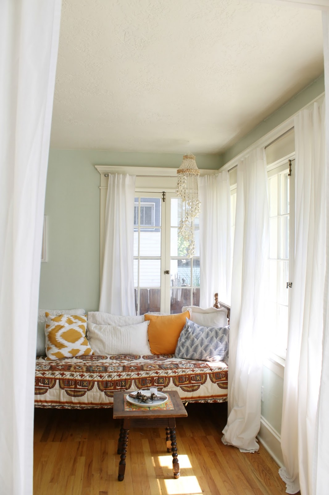 Bohemian Daybed The Wicker House