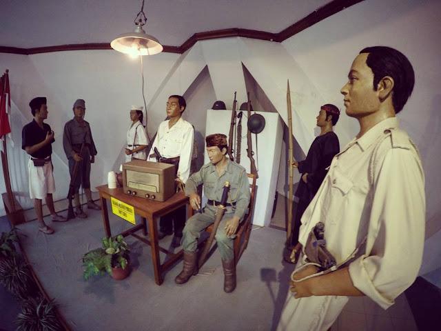 Museum Sepuluh November - Tempat Wisata di Jawa Timur