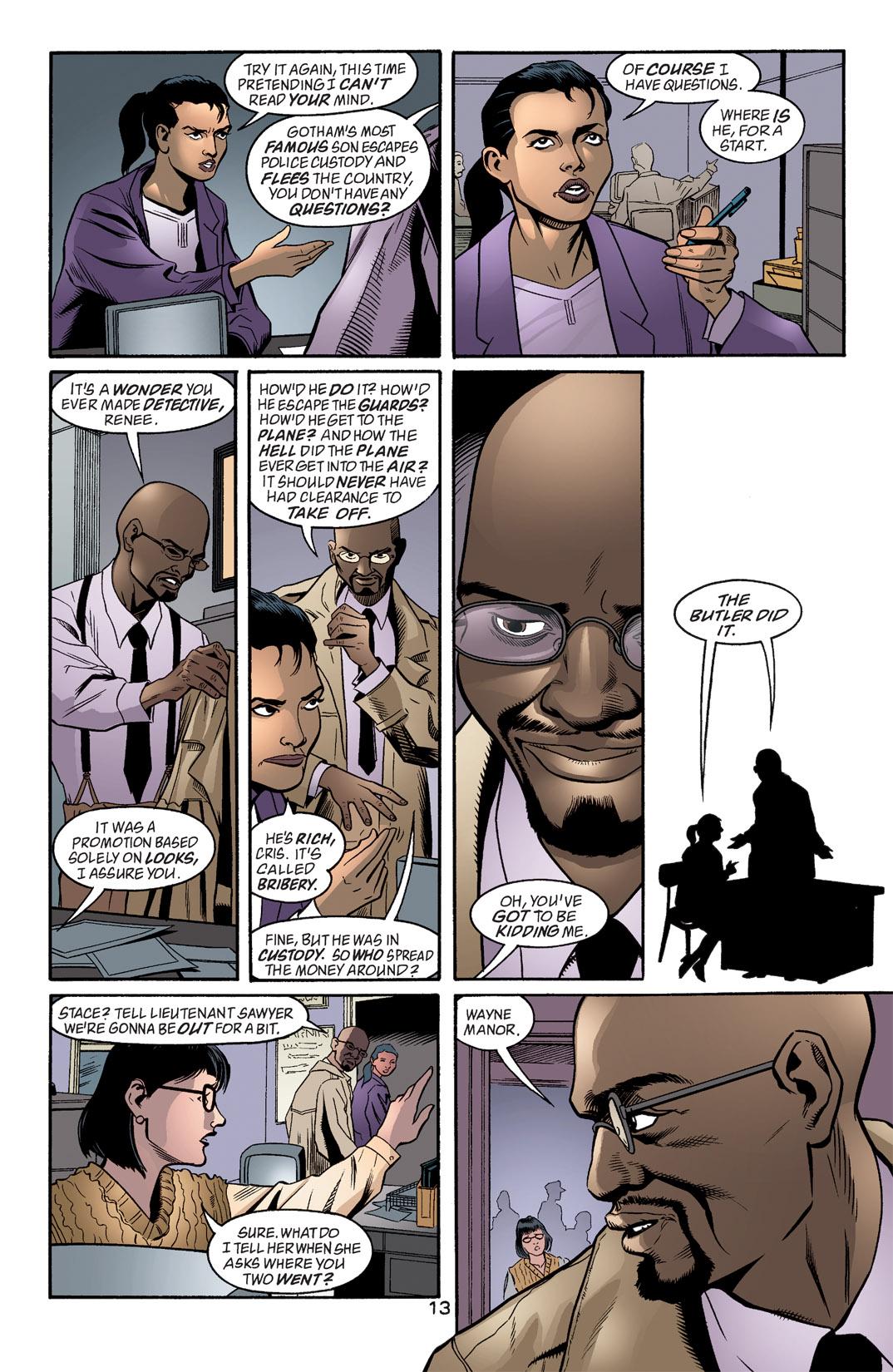 Detective Comics (1937) 768 Page 13