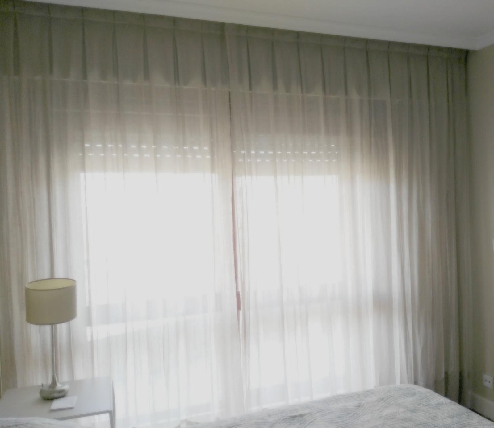 Cual es el precio de unas cortinas a medida for Precio de cortinas