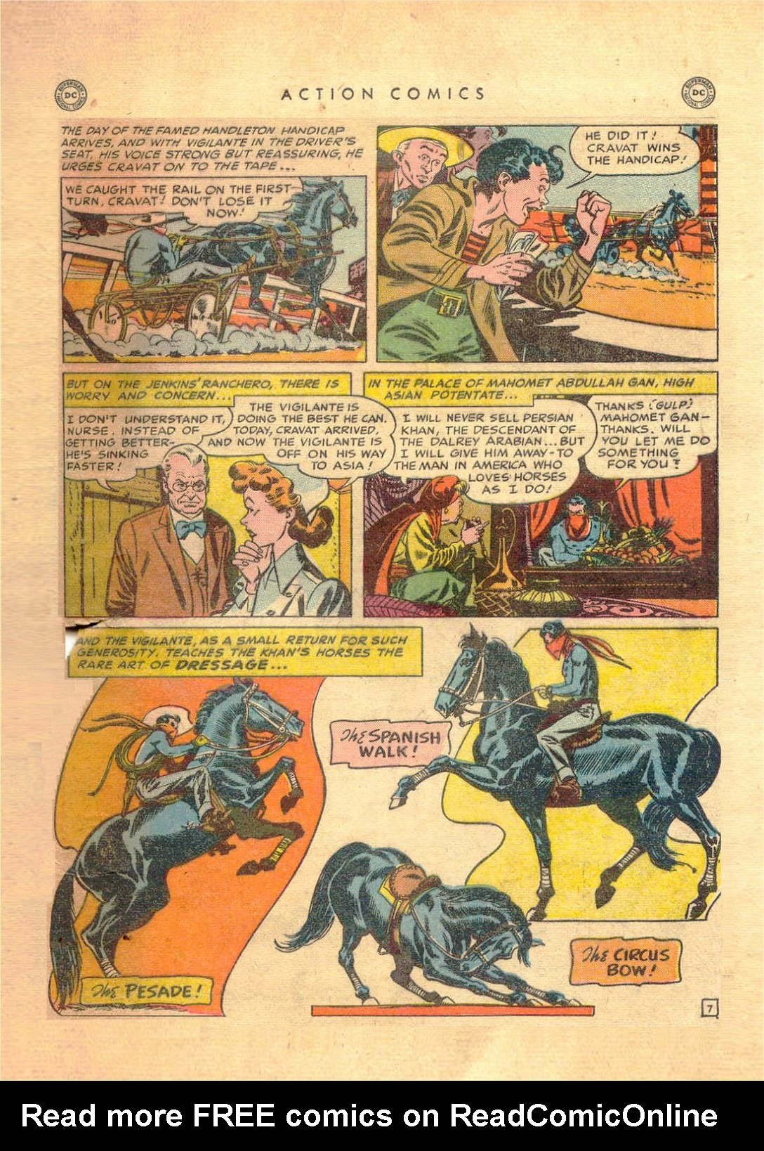 Read online Action Comics (1938) comic -  Issue #138 - 46