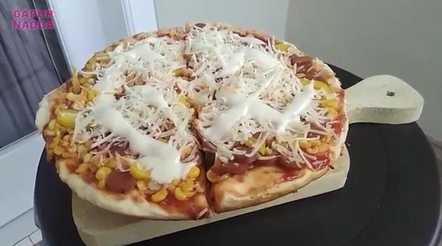 Pizza Teflon - Dapur Nadda