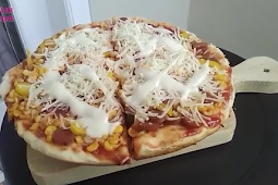 Resep dan Cara Membuat Pizza Teflon Homemade