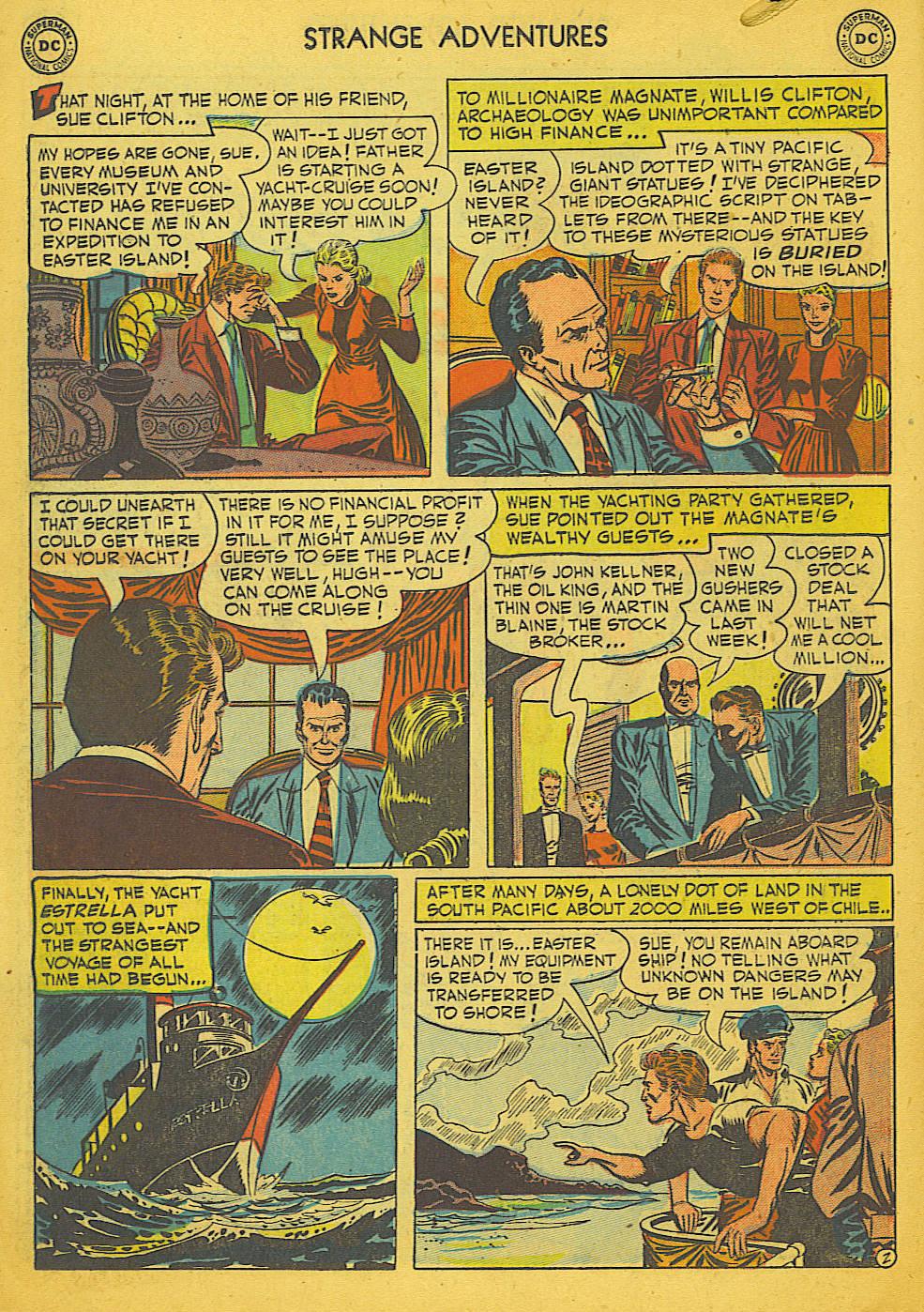 Strange Adventures (1950) issue 16 - Page 14