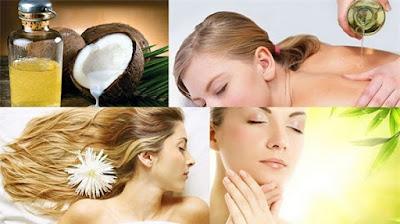 Cách làm tóc nhanh dài bằng dầu dừa hiệu quả ít tốn kém