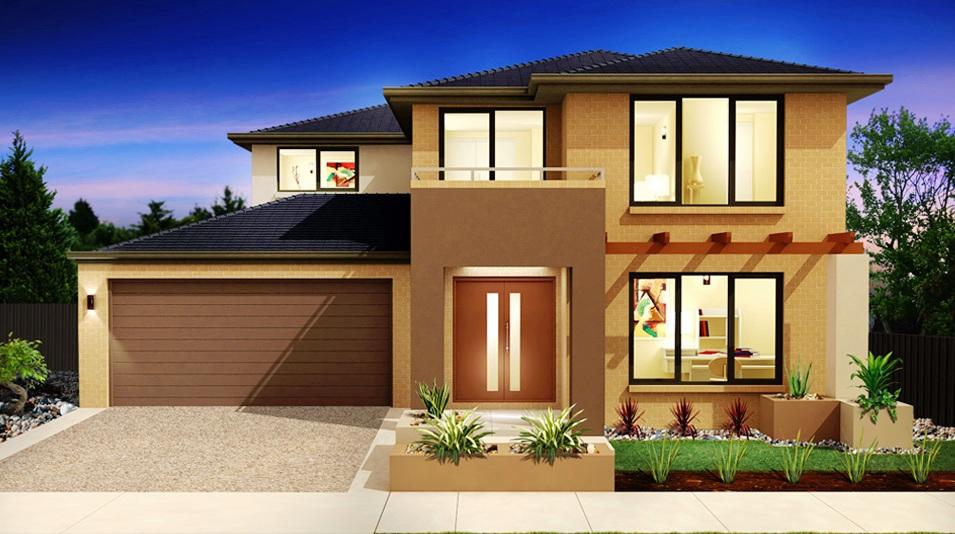 casatreschic interior: Europe Beautiful 3D House Design