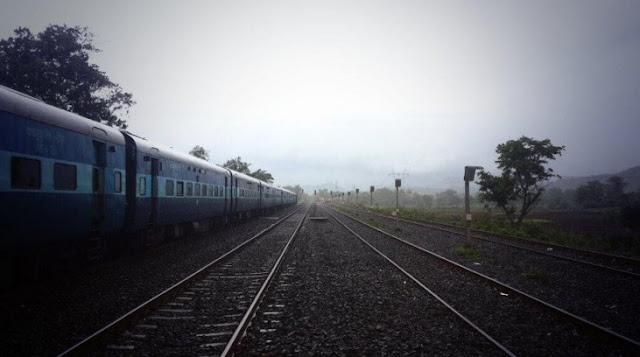 Indian Railways, konkan Railways, Mumbai, Chiplun, Monsoon, beautiful, view
