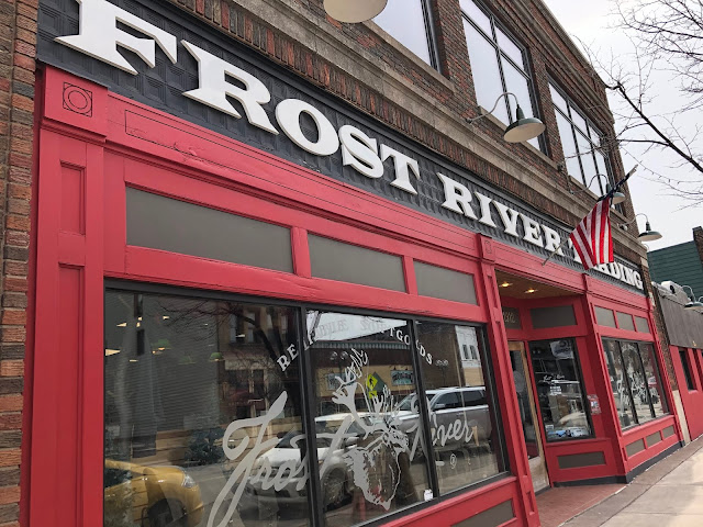 Frost River provides a true made in Duluth experience.