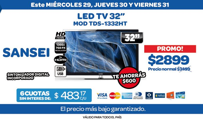 ofertas y promos en argentina oferta semanal carrefour. Black Bedroom Furniture Sets. Home Design Ideas