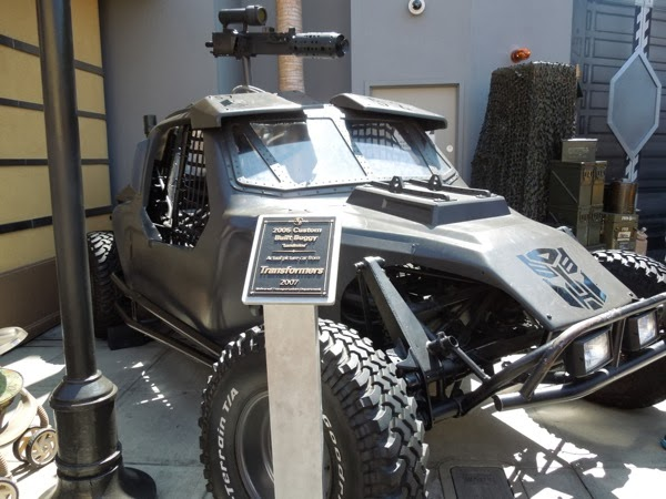 Sector 7 Dune Buggy 52 Transformers movie