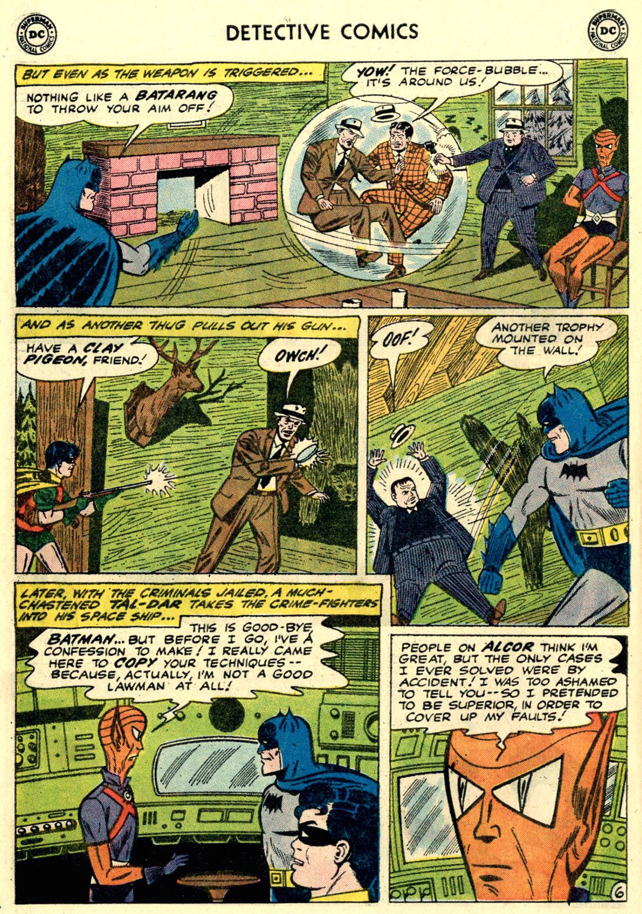 Detective Comics (1937) 282 Page 7