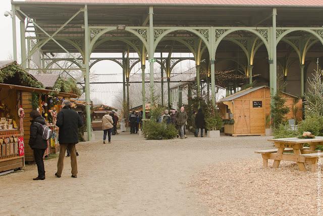 Alsacia Mercado Navidad Obernai