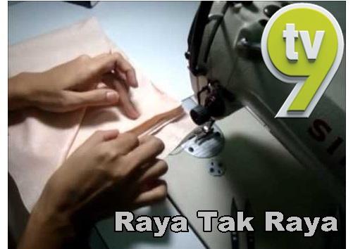 Sinopsis telemovie Raya Tak Raya TV9, pelakon dan gambar telemovie Raya Tak Raya TV9
