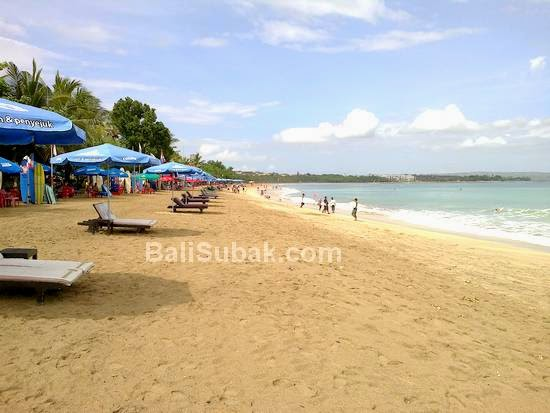 Kuta Beach, attraction in Bali