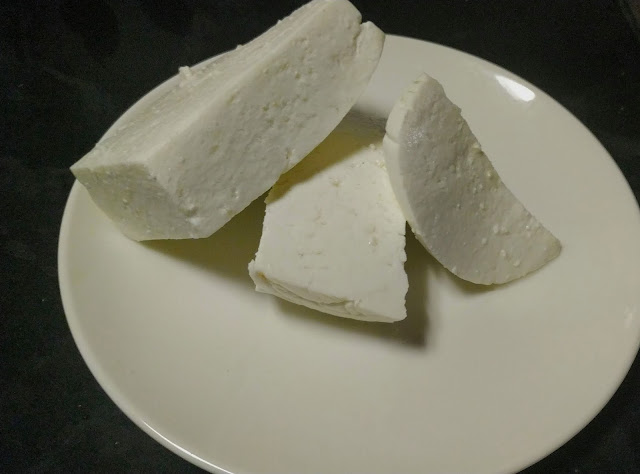3 pieces of Paneer Dinner ideas Food Recipe