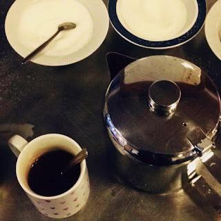 Day in the Life - Psychiatric Inpatient - tea