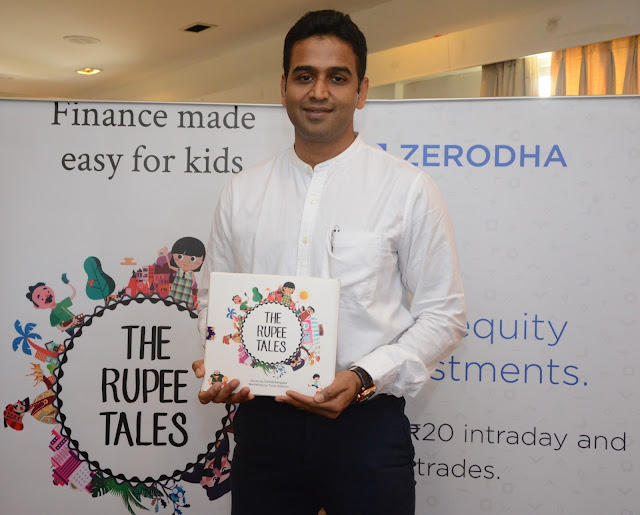 Mr. Nithin Kamath, Founder & CEO, Zerodha.