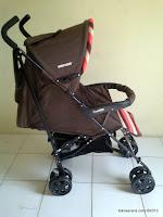 3 Kereta Bayi BabyDoes CH150 Hill