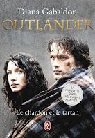 Couverture Outlander T1 Le chardon et le tartan