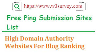 free ping submission sites, ping submission sites list, what is ping, website traffic badhane ke tarike, free web submission, submit site to google search engine