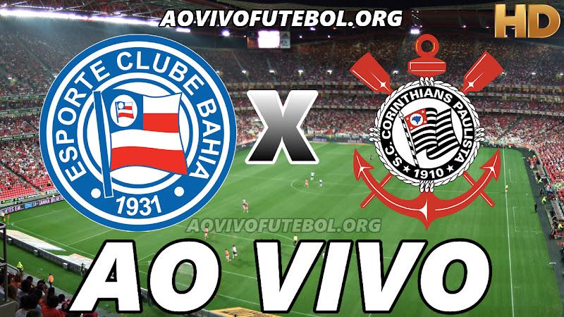 Bahia x Corinthians Ao Vivo HD TV PFC