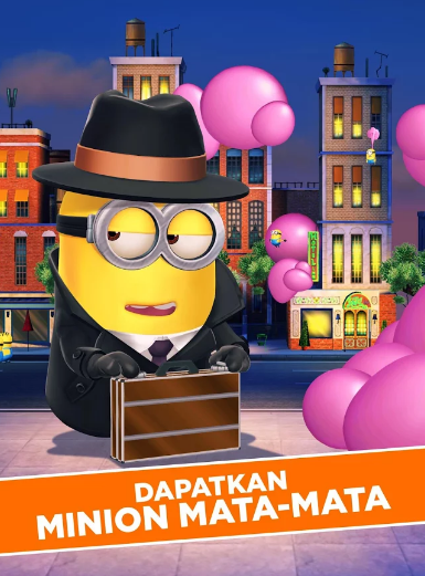 Despicable Me Minion Rush Mod APK