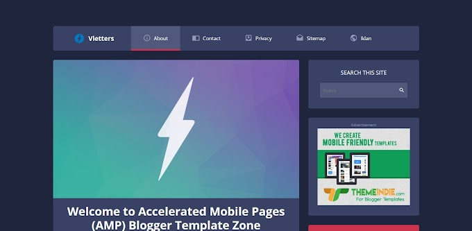 15 Best AMP Blogger Templates (2019) [SEO Friendly & Ads Ready]