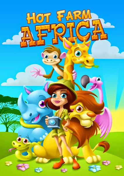 Hot Farm Africa PC Full
